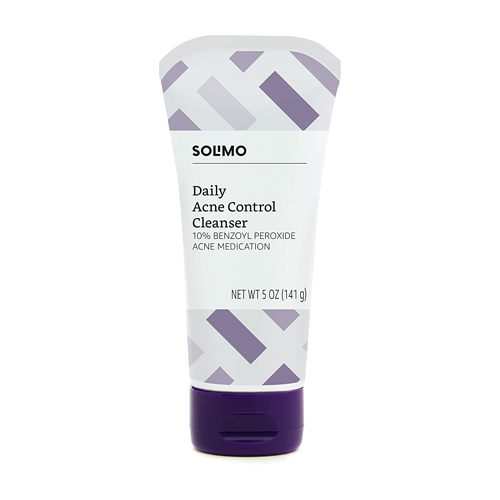 Amazon Brand Solimo Daily Acne Control Cleanser