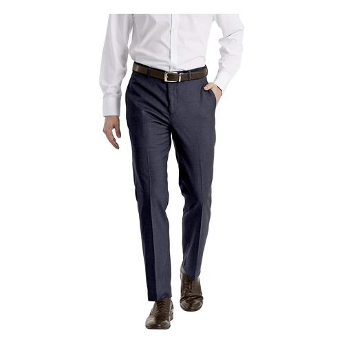 Calvin Klein Men's Slim Fit Dress Pant in navy