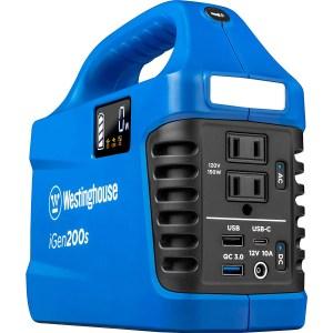westinghouse portable power generator, best emergency supplies