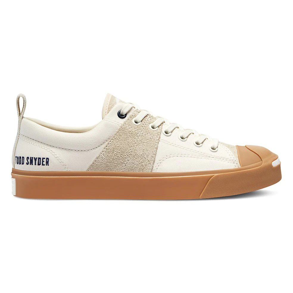 Converse x Todd Snyder Jack Purcell Low-Top Sneakers