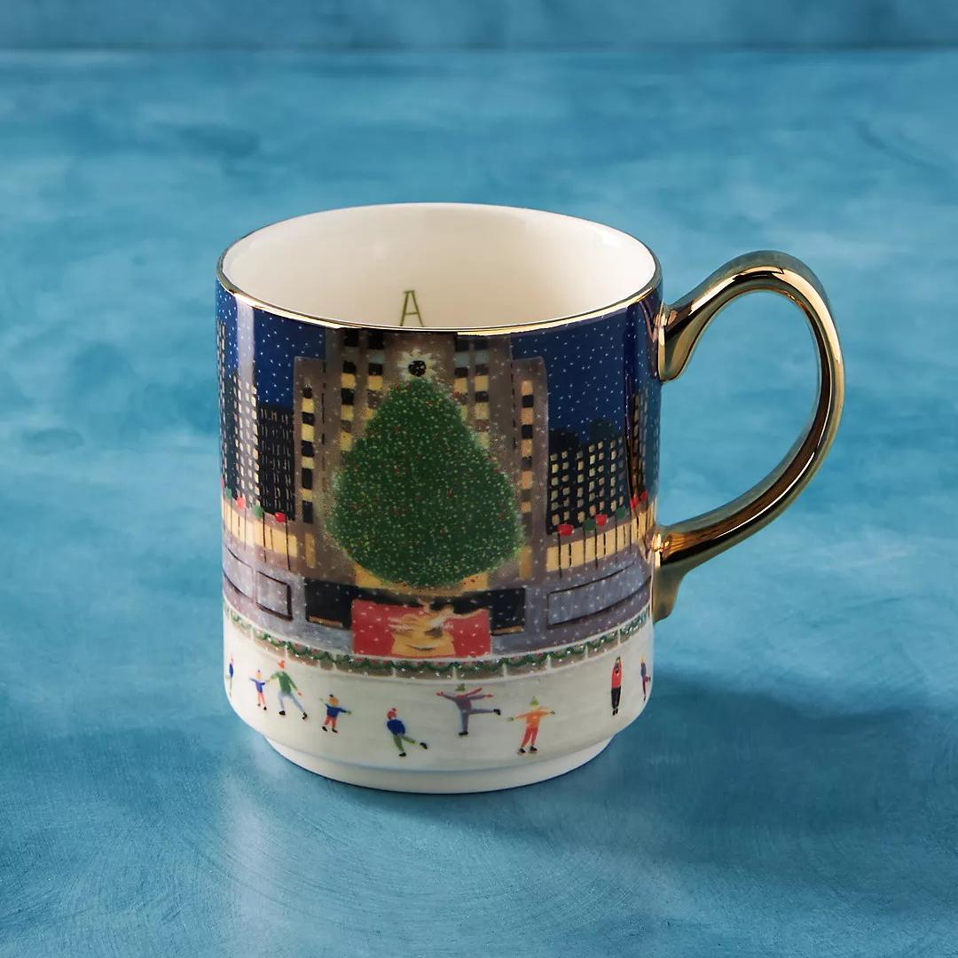 Christmas Time in the City Mug