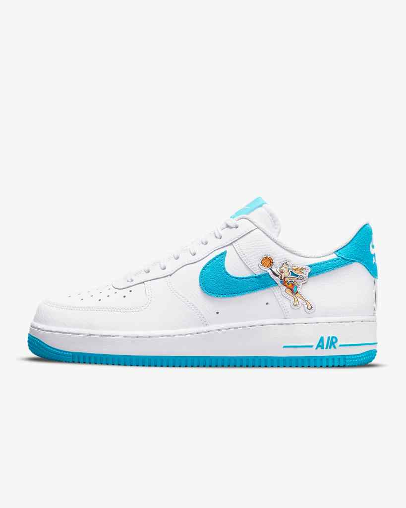 Nike Air Force 1 X Space Jam New Legacy