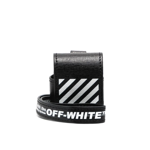 off-white AirPods case