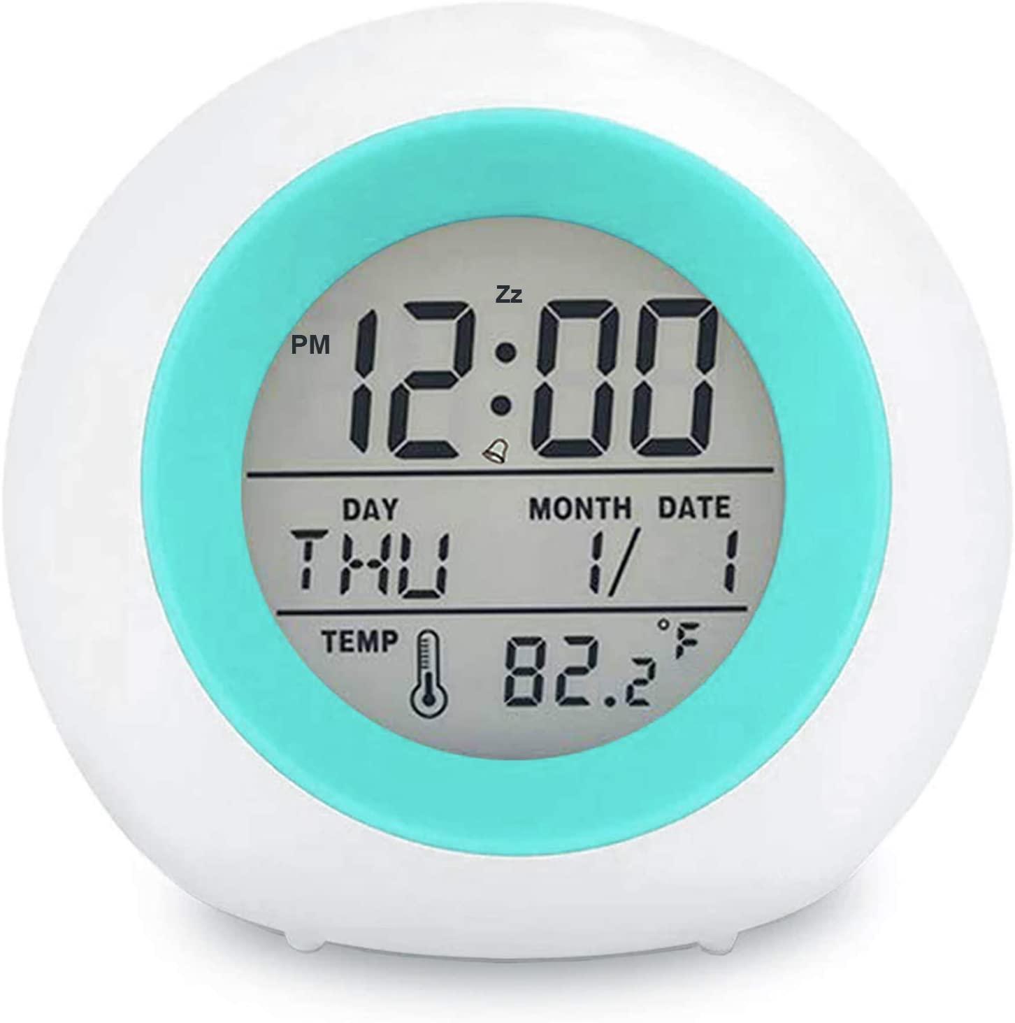 Kids' alarm clock, basic