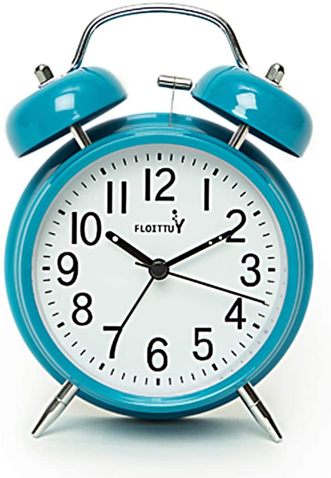 Old school kids' alarm clock