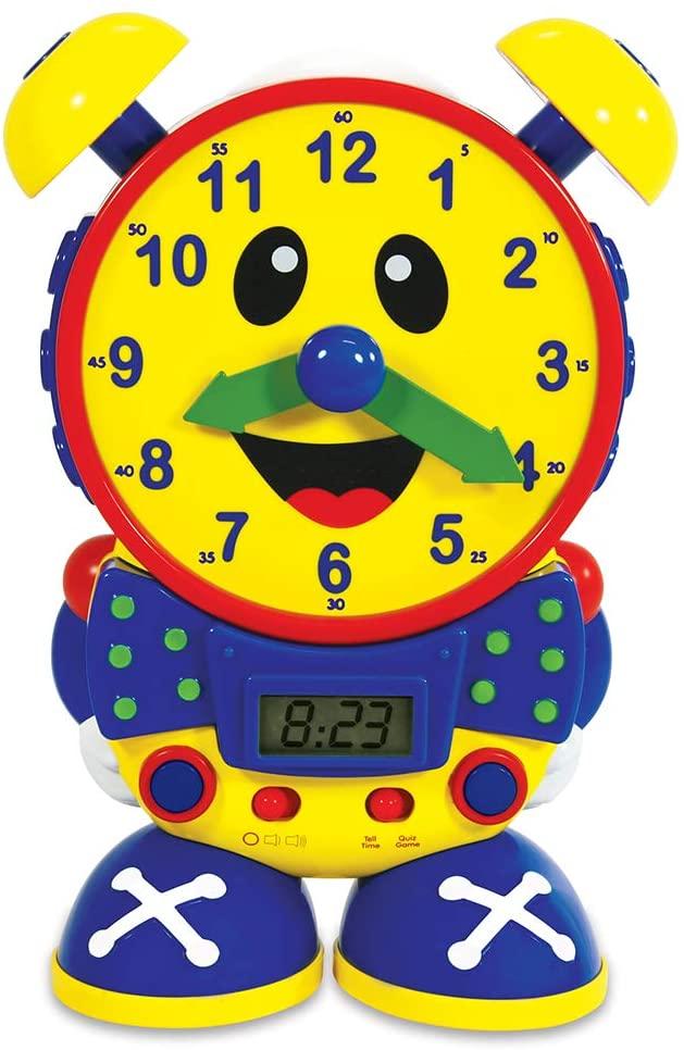 Teaching alarm clock