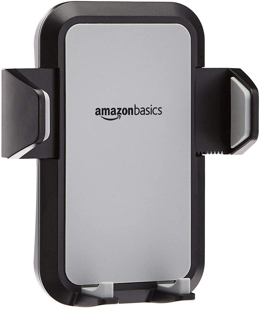 amazon basics car vent phone holder