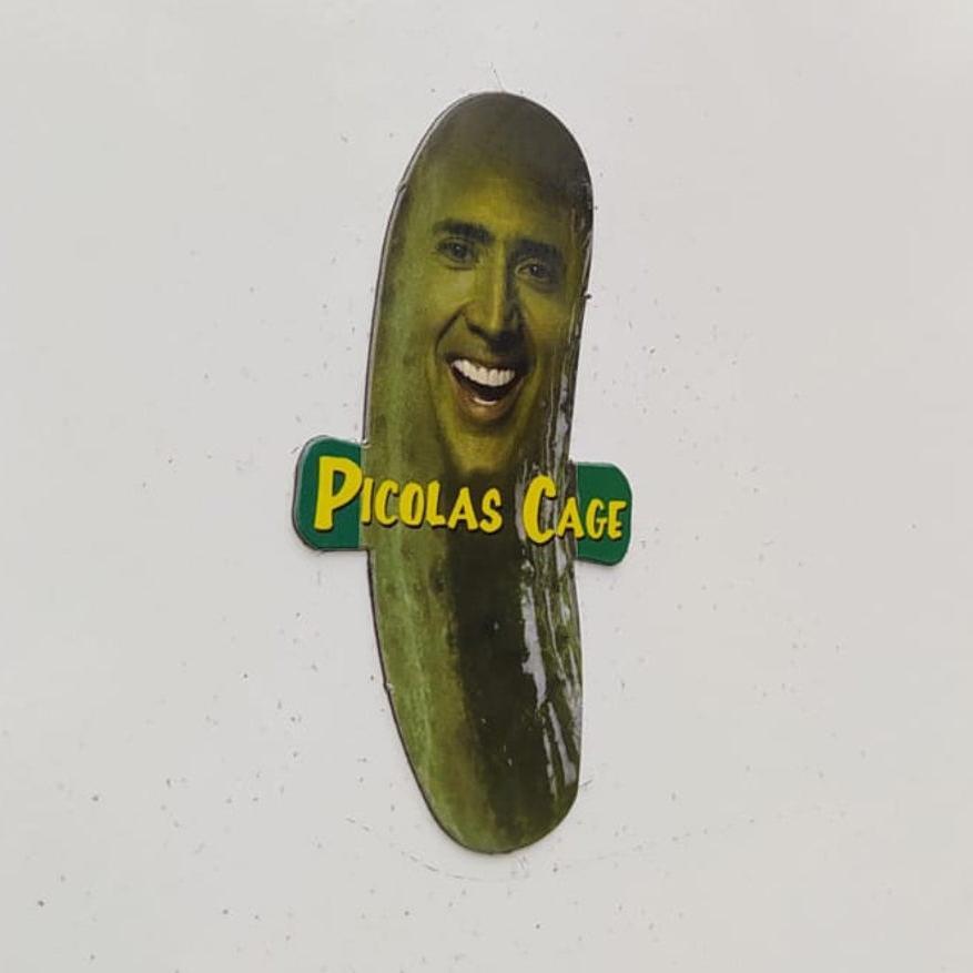 Picolas Cage Fridge Magnets