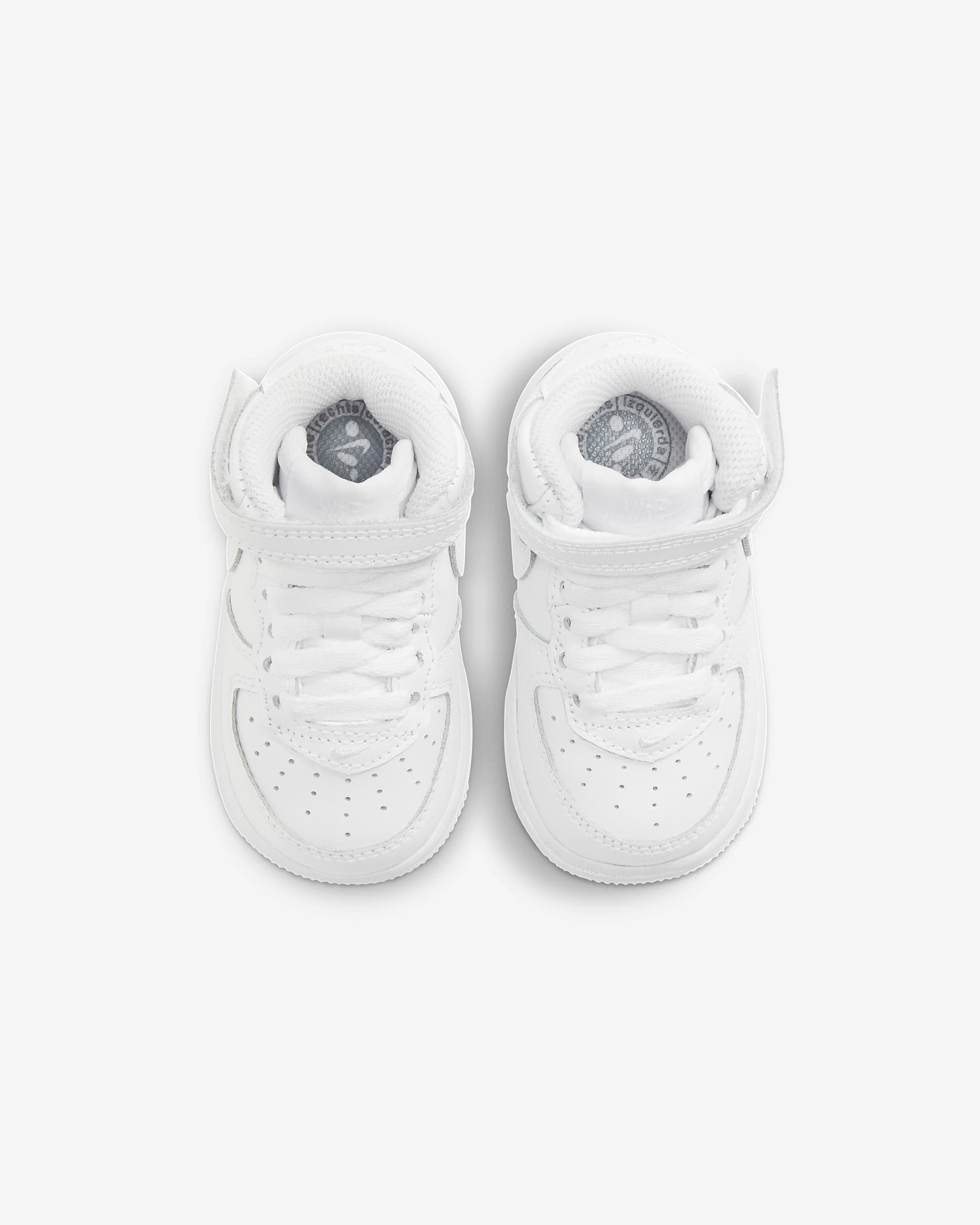 Nike Force 1 Mid Baby Shoe, best baby Christmas gifts
