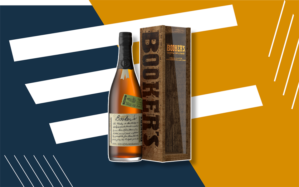bookers whiskey of the week august