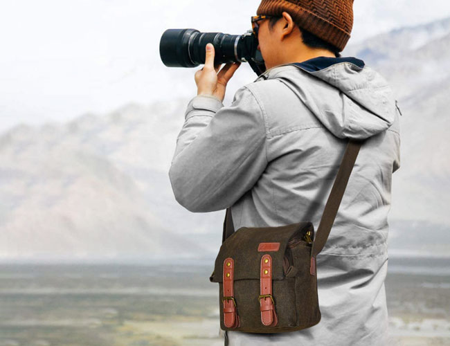 travel case for camera