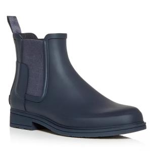 Hunter Men's Original Refined Chelsea Rain Boots