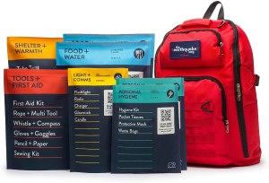 Redfora earthquake bag, best emergency supplies