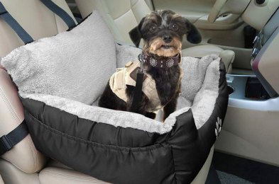 keep your car's upholstery in top condition with a dog seat cover
