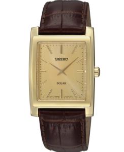 best dress watches Seiko Men's Solar Watch