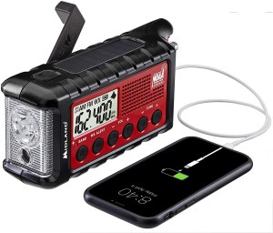 emergency crank radio, how to prepare for an alien invasion
