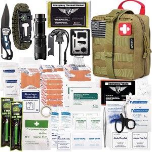 everlit 250-piece survival kit