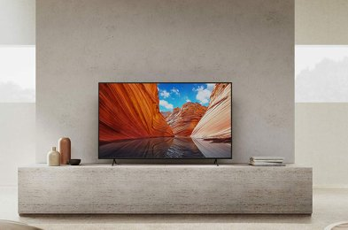 not too big, not too small, 43-inch tvs are the goldilocks of televisions