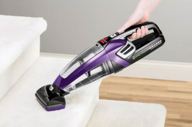 cover every inch, nook and cranny of your stairs with these precision vacuum cleaners
