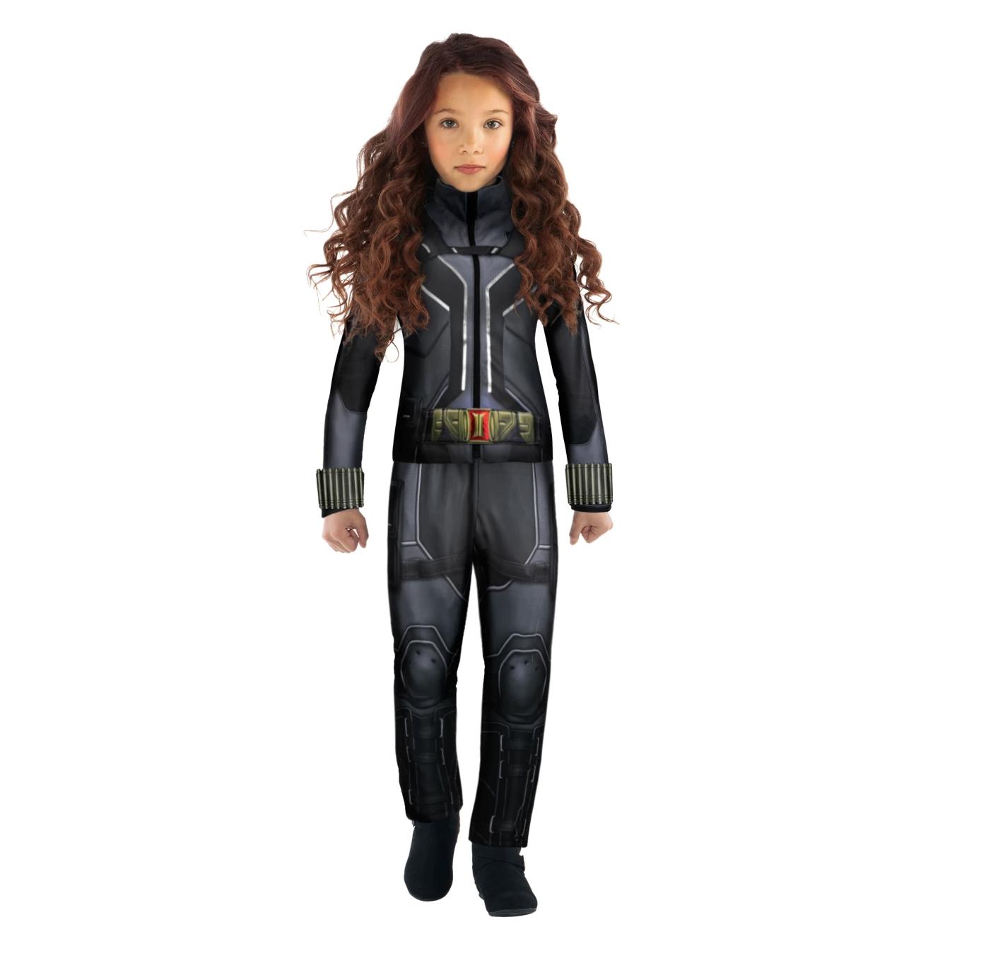 Black Widow kid costume