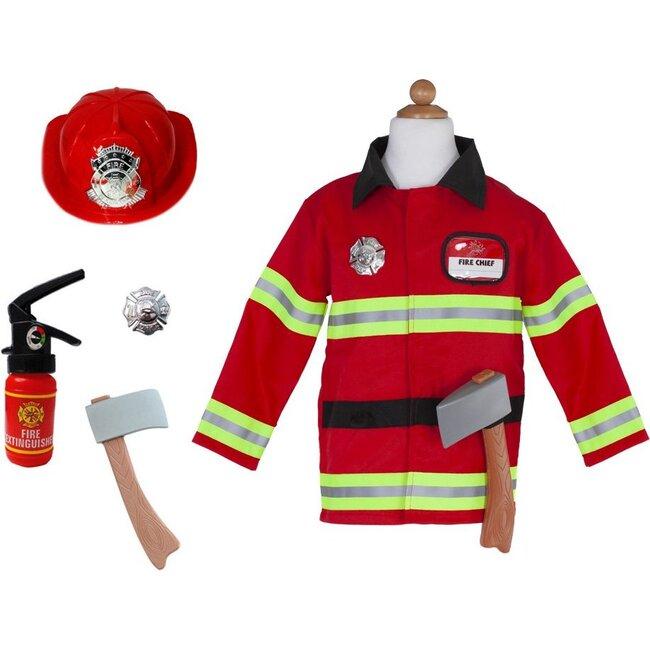 Firefighter costume for kids