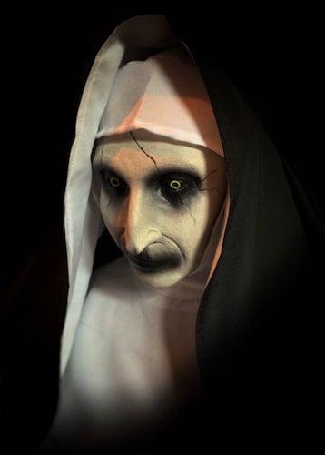 NitemareFX Demon Nun Valak Mask