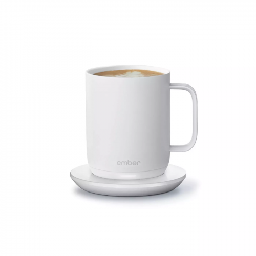ember temperature control smart mug, gifts for parents who have everything