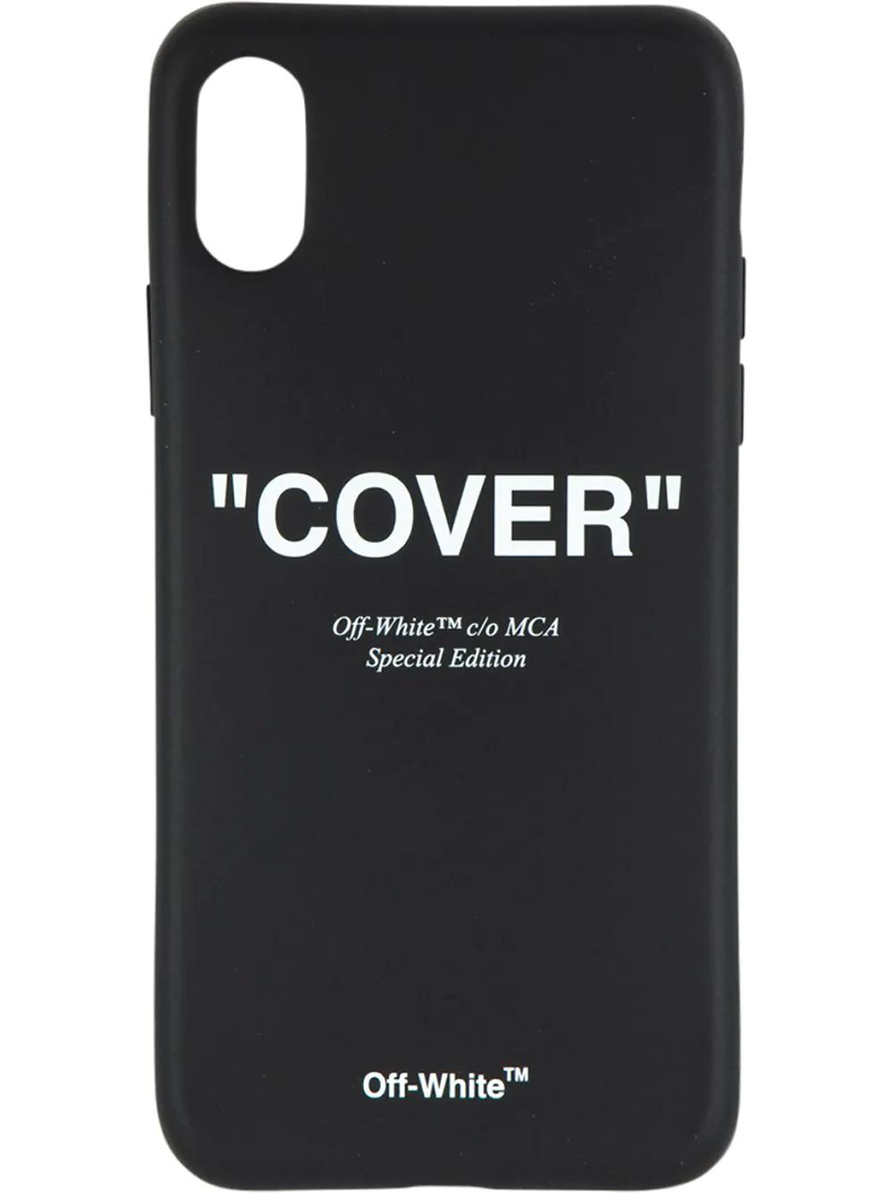 off-white mca iPhone case