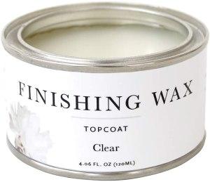 jolie finishing wax, how to clean wood furniture