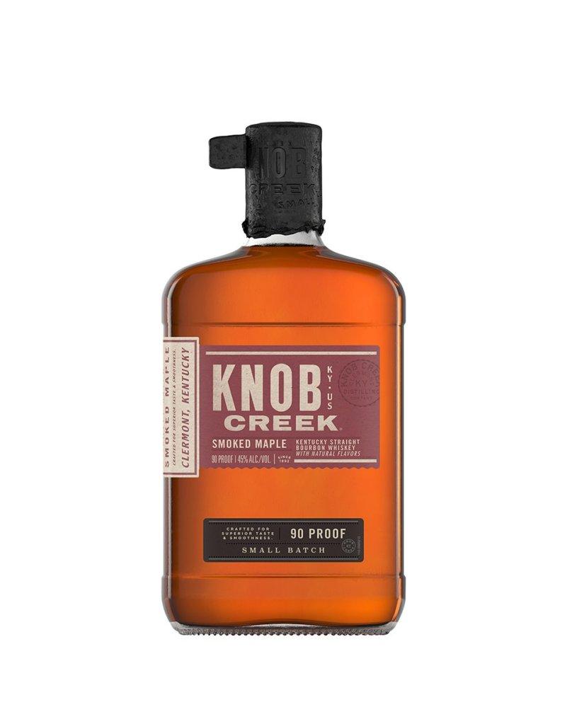 knobb creek smoked maple bourbon