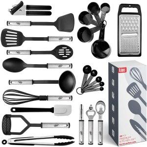 Kaluns 24-piece utensil set, kitchen gadgets under $50