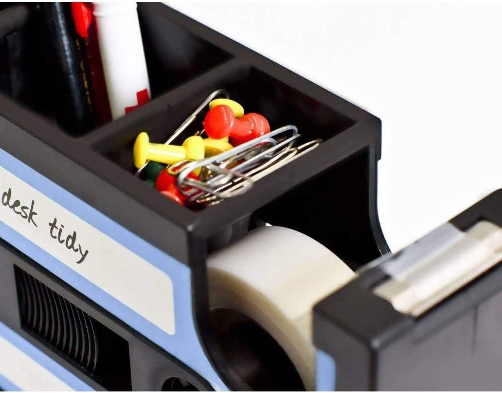 cassettte tape dispenser