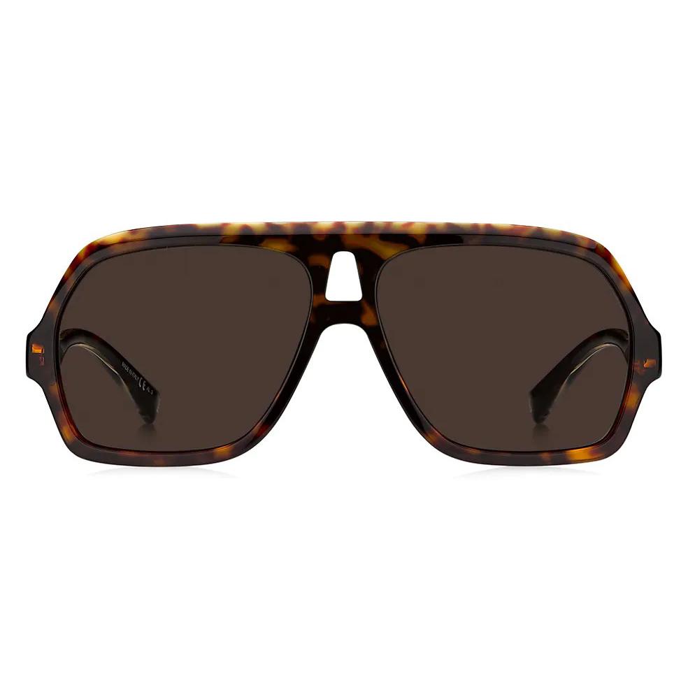 Givenchy 60MM Shield Sunglasses