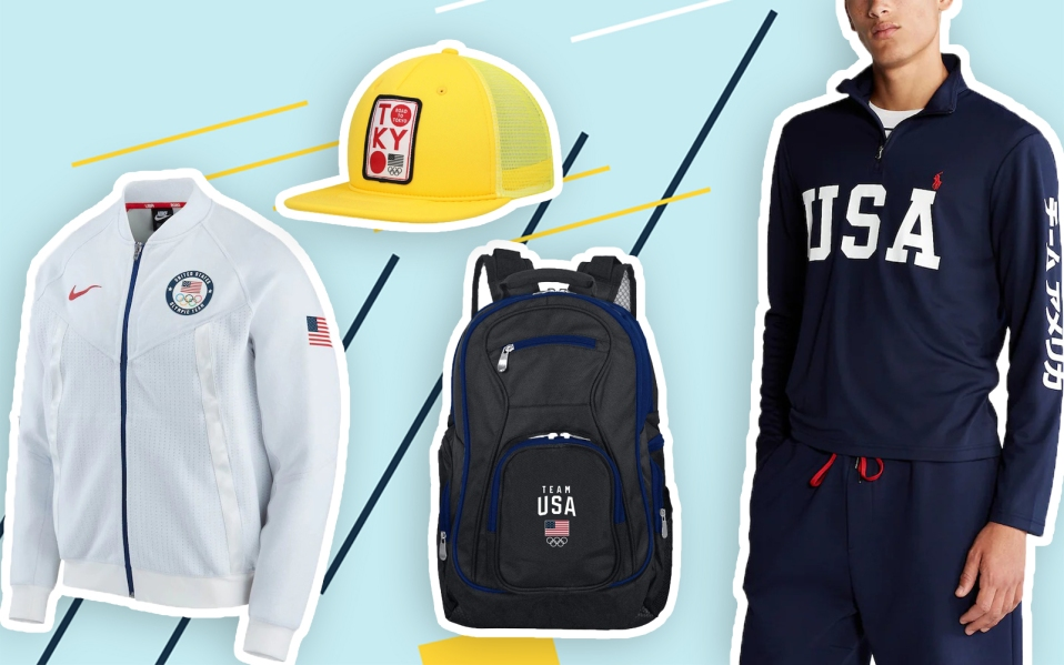 olympics 2021 gear