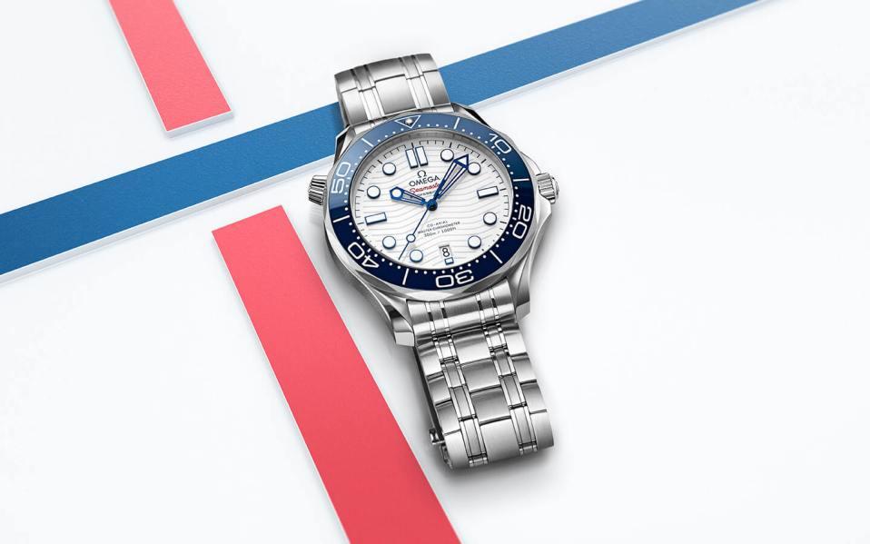 Omega Tokyo 2020 Watch