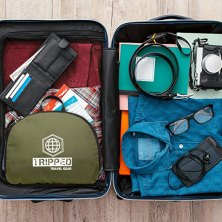these packable bags are ideal for edc as they can fit in your pocket until called upon