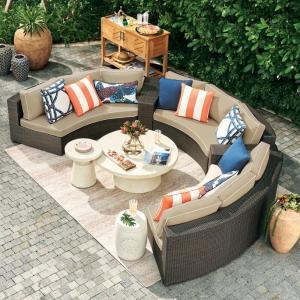 Frontgate pasadena 5-piece sofa set