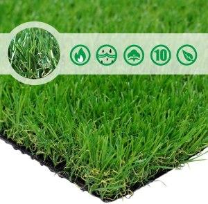 pet grow artificial grass rug, lawn alternatives