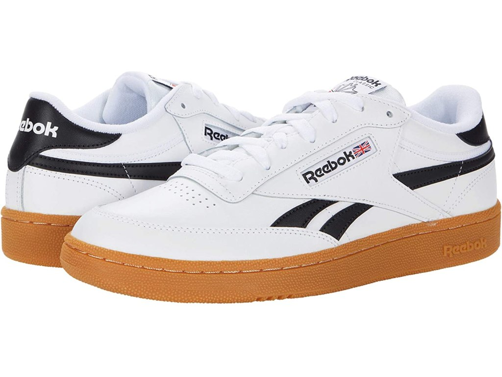 reebok club c lifestyle, best white sneakers for men