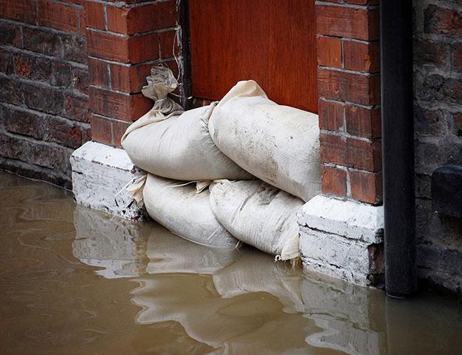 sandbags for flooding
