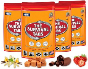 survival tabs emergency food supply, how to prepare for an alien invasion
