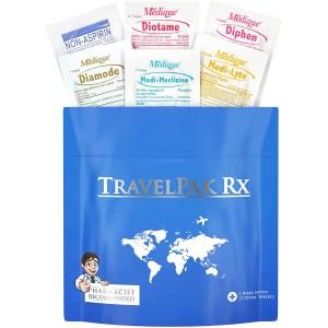 TravelPakRX medicine, best emergency supplies