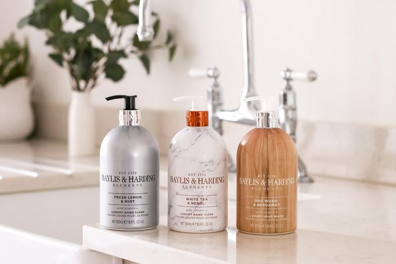 Baylis & Harding Elements Hand Washes, Kitchen essentials