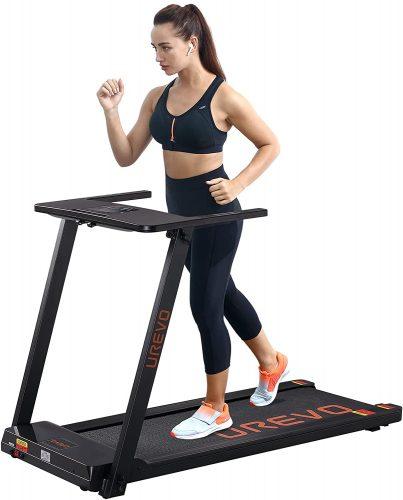 urevo walking treadmill