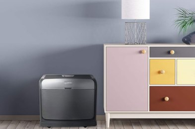 deal with dry air throughout your home with a whole house humidifier