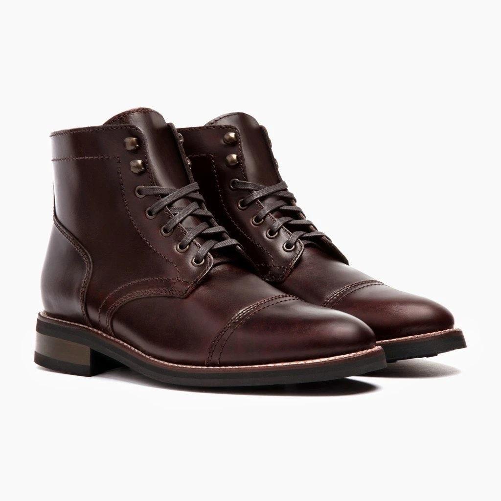 Thursday Boot Captain Boot, most comfortable dress shoes
