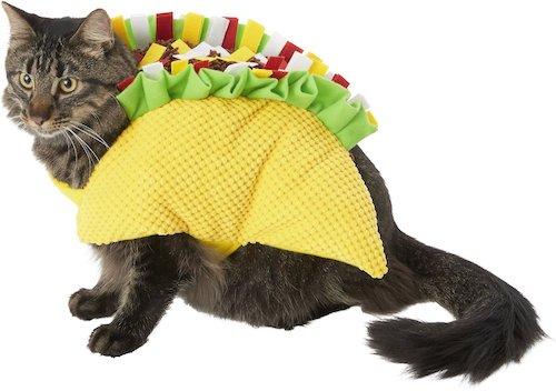 Frisco Taco Cat Costume