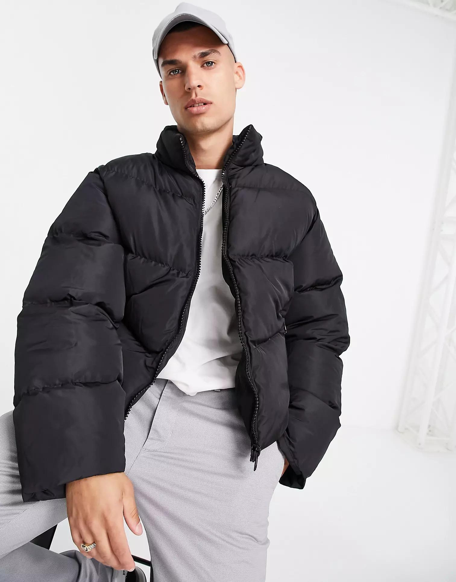 ASOS DESIGN Puffer Jacket