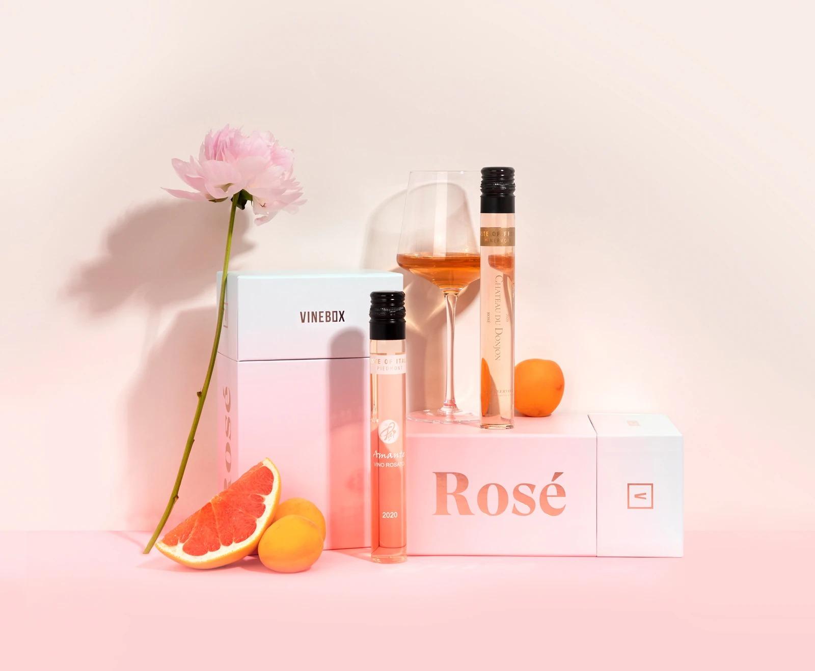 VINEBOX Rosé Collection
