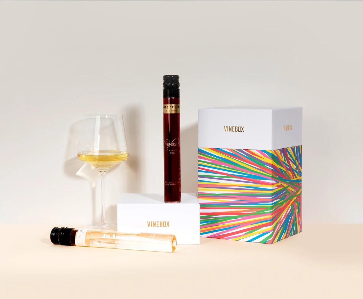 VINEBOX Single Varietals Tasting